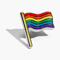 Levi's® Pride Flag Pin