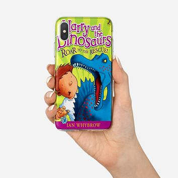 Harry And the Dinosaurs iPhone X Case