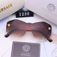 Versace Sunglasses Blue 1230