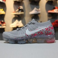 Nike Air VaporMax Flyknit 883274-400 Sport Running Shoes - Best Online Sale