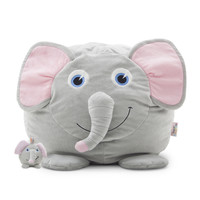 Emerson The Elephant With Lil Buddy