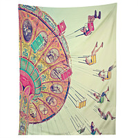 Shannon Clark Dizzying Heights Tapestry