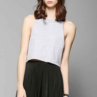 Pins And Needles Soft Flare Short- Black S