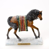 Trail Of Painted Ponies Wounded Knee Pony