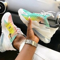 shosouvenir Nike Air Max 270 women The air cushion shoes