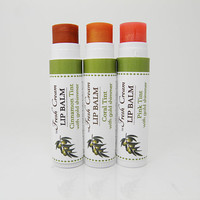 LIP SMACKING DEAL! Tinted Lip Balms Three for the Price of Two