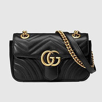 GG classic ladies chain crossbody bag tote bag
