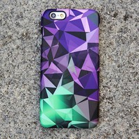 Optical Fluorescent Green iPhone XS Max iPhone XR case iPhone XS Max plus Case Violet Diamond iPhone 8 5C  Case Galaxy  S3 Note 3 Case 08