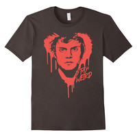 "Official Evan Peters ""Stay Weird"" Tshirt"