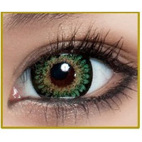 GEO Bambi Princess Mimi Apple Green  Circle Lenses Colored Contacts Cosmetic Color Circle Lens | EyeCandy's