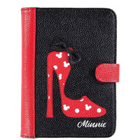 "Disney Parks Minnie Mouse High Heel Tablet Case 7"" New with Tag"