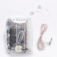Cassette Tape Player - Urban Outfitters
