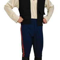 Han Solo Dlx Adult Xl costume