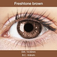 Brown Colored Contacts