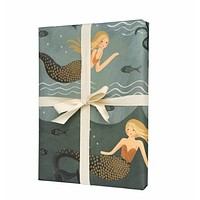 Rifle Paper Co. Mermaid Gift Wrap Sheets