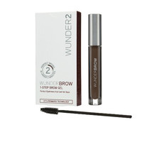 The WUNDERBROW Perfect Eyebrows in 2 Mins Color Black/Brown Makeup