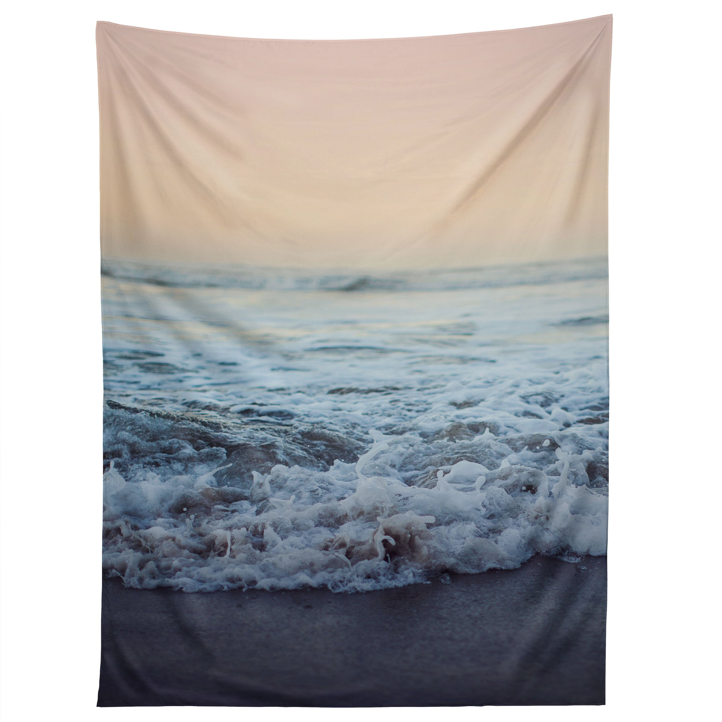 Image of Leah Flores Crash Into Me Tapestry
