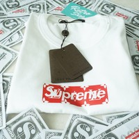 SUPREME X LOUIS VUITTON BOX LOGO T SHIRT L XL XXL