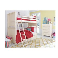 6481 Summerset Ivory - Bunk Beds