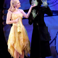 Glindas One short Day dress, Wicked the Musical