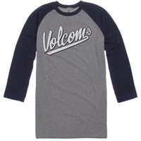 Volcom Team Man Raglan Tee at PacSun.com