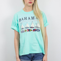 Vintage Bahamas Distressed T shirt