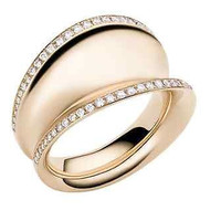 AMAZING VINTAGE LOOKING 925 STERLING SILVER ENGAGEMENT AND WEDDING RING