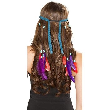 Blackwater Indian Girl Headband