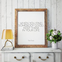 Tom Ford Quote,Fashion print,Fashionista,Wall Art,Home Decor,Wall art,Office Wall Art,Inspirational Quote,PRINTABLE ArtBlack And Gold,Gold