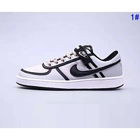 NIKE Popular Women Men Fashion Low Top Flat Sport Running Shoes Sneakers 1#