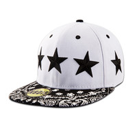 Hip-hop High Quality Cotton Hats [6540881603]