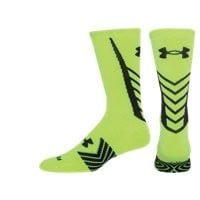 Under Armour Boys' UA Undeniable Crew Socks
