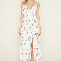 Oh My Love Floral Maxi Dress