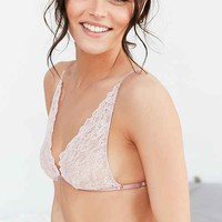 Out From Under Angelica Lace Triangle Bra