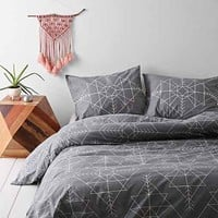 Magical Thinking Archery Arrows Duvet