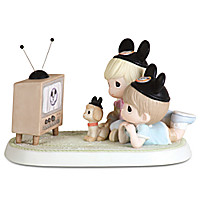 ''Y, Because We Like You'' Figurine by Precious Moments