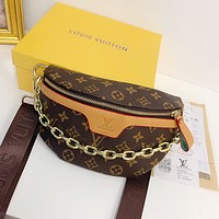 Louis Vuitton LV Monogram Crossbody Belt Bag