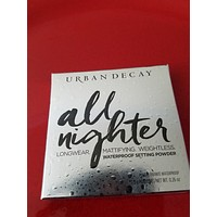 URBAN DECAY All Nighter Waterproof Setting Powder ❤️ 100% Authentic - New in Box