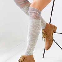 Slouchy Over-The-Knee Sock-