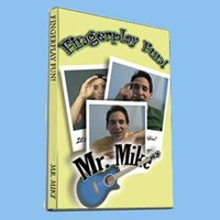 FingerplayFun DVD by MrMikeTV on Zibbet