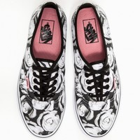 Vans Authentic in Digi Roses