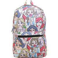 Loungefly Disney Princess Characters Backpack