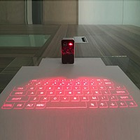 Bluetooth Laser keyboard Wireless Virtual Projection keyboard Portable
