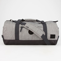 Nixon Pipes Duffle Bag Grey One Size For Men 27063811501