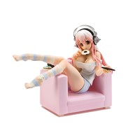 """Furyu Every Day Life Series 5"""" Super Sonico Snack Time Version Figure"""