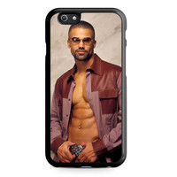 Criminal Minds Shemar Moore Actrees Iphone 5 Case
