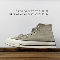 Kuyou Fa19630 Converse Chuck Taylor 70s Height Top Canvas Shoes
