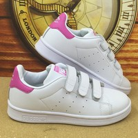 Adidas Girls Boys Children Baby Toddler Kids Child Breathable Sneakers Sport Shoe-2