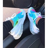 Air Max 270  Nike  Fashion Women Men Personality Air Cushion Running Sport Shoe Sneakers