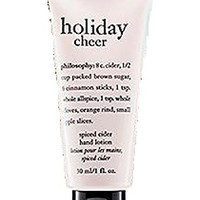 Philosophy Holiday Cheer Hand Lotion 1 Oz.